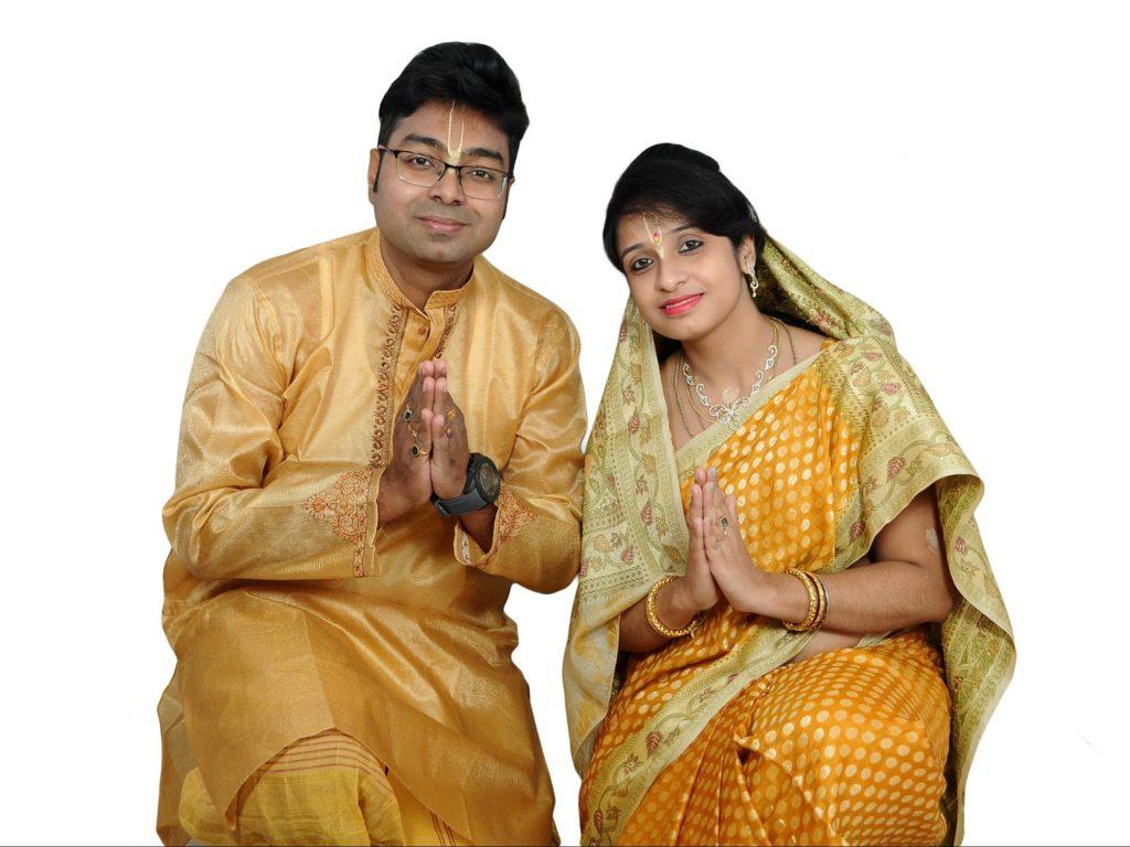 Diptiman Gaurahari das, Diptimayi Vishupriya Devi Dasi