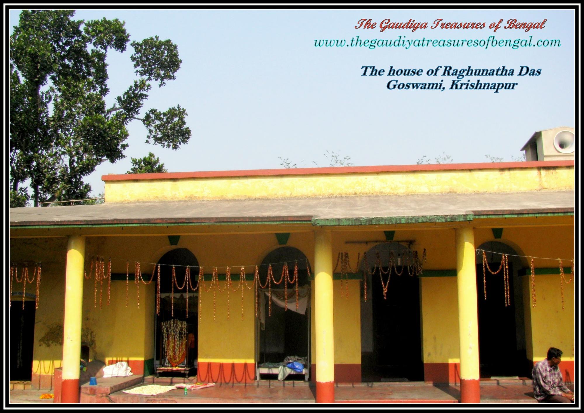 Raghunatha das goswami