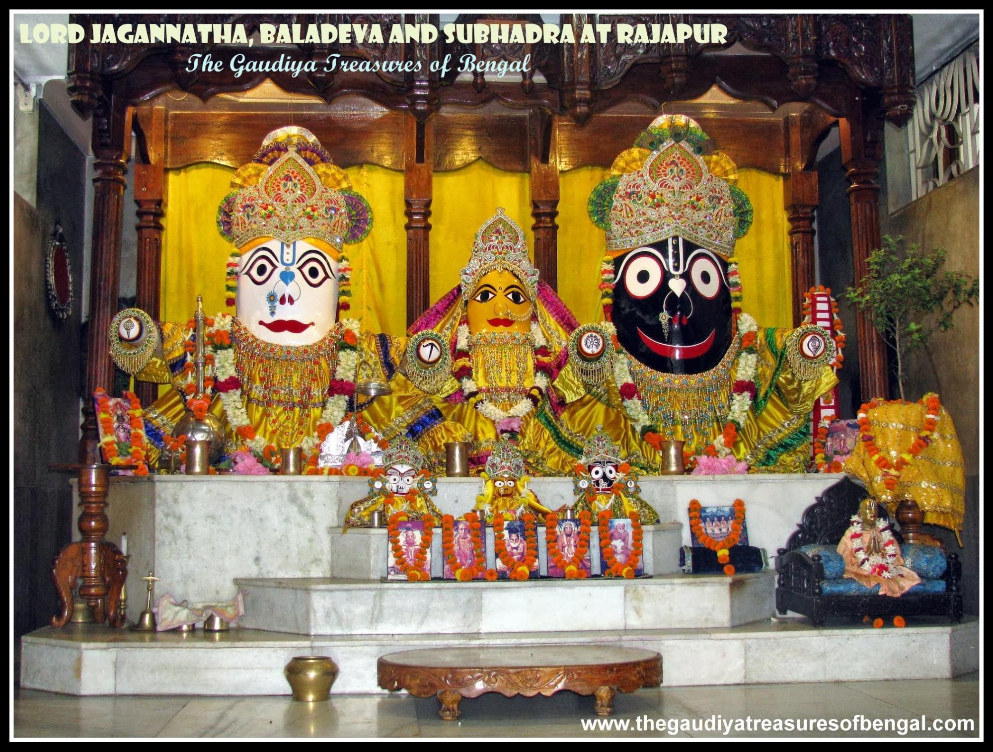 Jagannatha rajapur