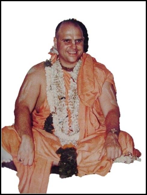 HH Jayapataka Swami Maharaja