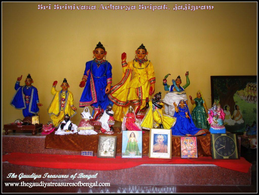 Srinivasa acharya jajigram
