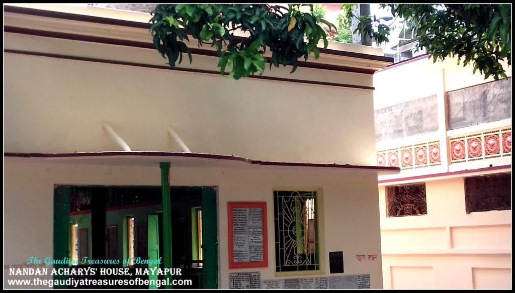 nandan acharya bhavan