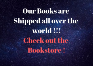 books shipped all over the world